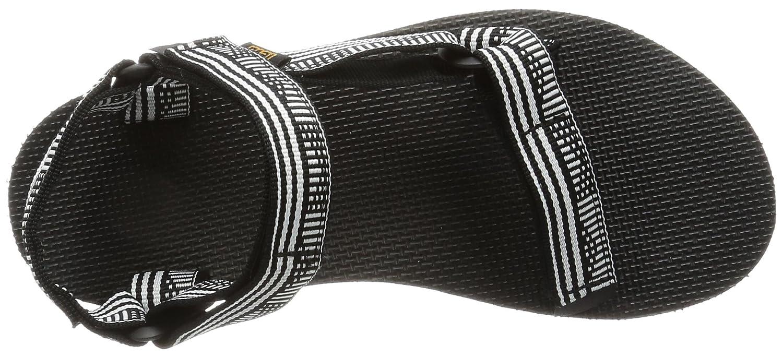 Teva Women's Original Universal Sandal B01IPXS9B0 11 B(M) US|Campo Black/White