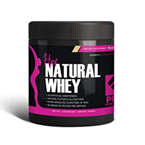 Pro Nutrition Labs Her Natural Whey