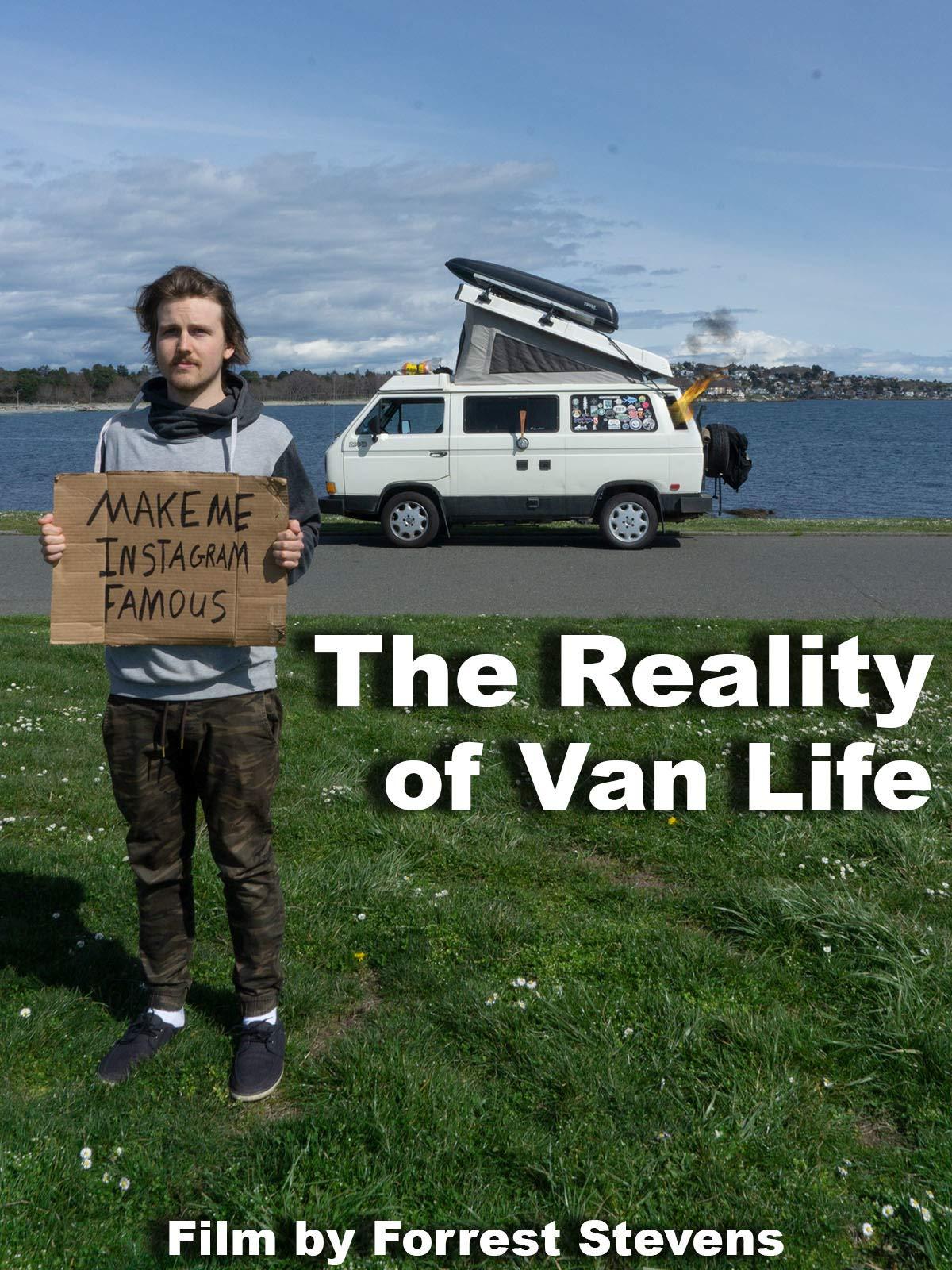 The Reality of Van Life on Amazon Prime Video UK