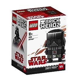 レゴ(LEGO)ブリックヘッズ ダース・ベイダー