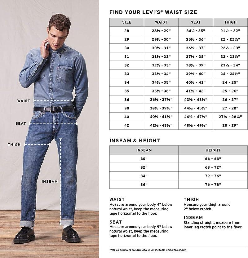 Levi's 李维斯 510系列 男式紧身牛仔裤 3.6折.02 两色可选 海淘转运到手约¥222
