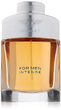Bentley INTENSE Eau De Parfum Natural Spray 3.4oz 100ml For Men by Bentley Fragrances Beauty