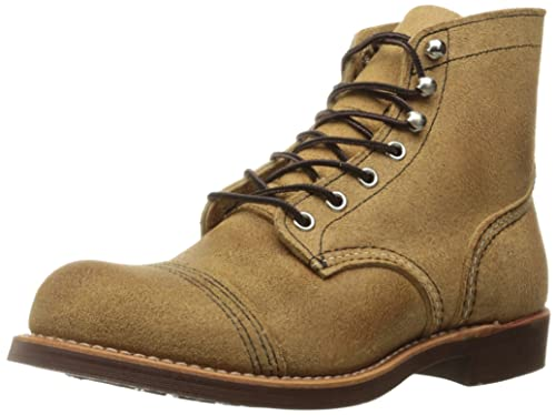 Red Wing Mens 8113 Lace Up Amazoncouk Shoes Bags