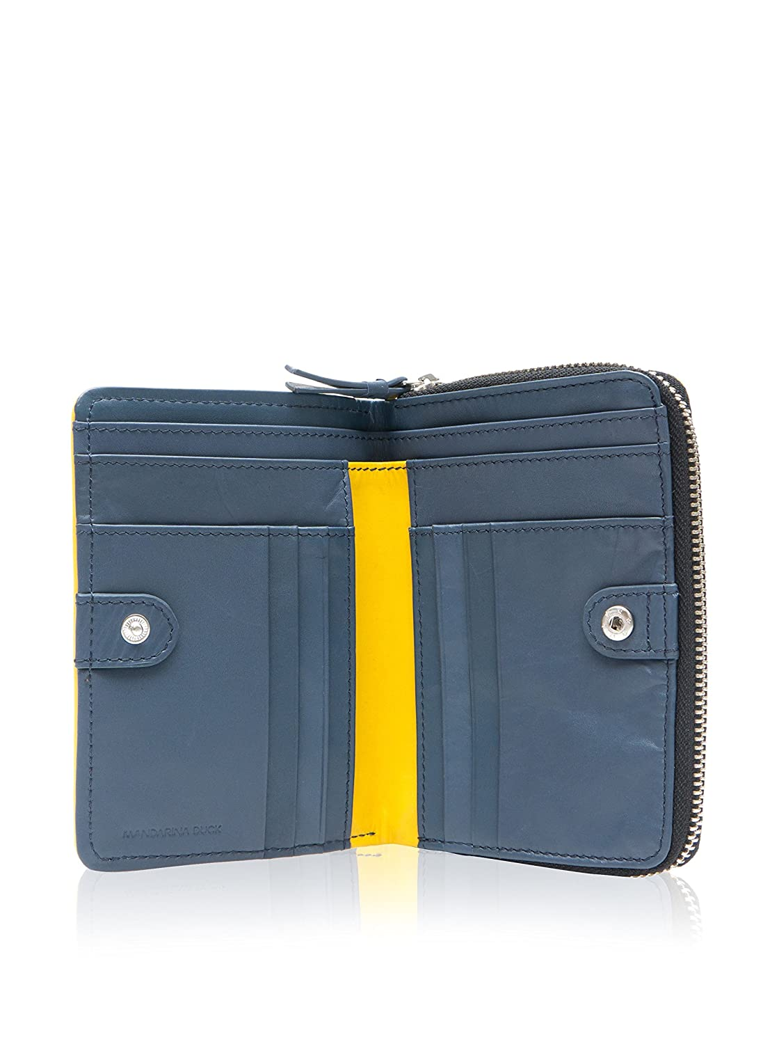 Mandarina Duck Monedero, Dark Denim (Azul) - 152IUP0414B ...