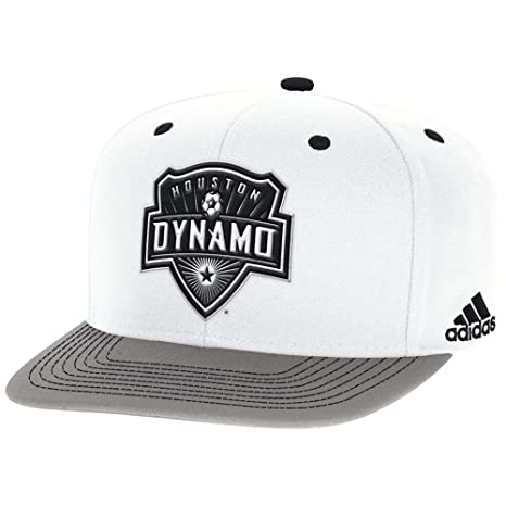 e022eac0deb Amazon.com   MLS Houston Dynamo Adult Kicker Snapback