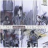 J.S.バッハ(ブースビー編):ゴルトベルク変奏曲(ヴィオラ・ダ・ガンバ合奏のための) (Bach : Goldberg Variations / Fretwork) [2CD] [輸入盤・日本語解説書付]
