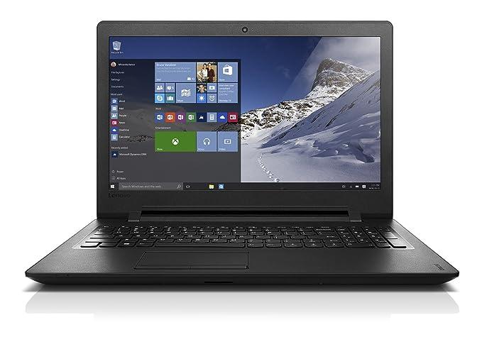 Lenovo ideapad 110 15 6-Inch Notebook (Black) - (Intel Celeron N3060