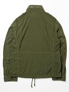 Garment Dyed M65 Jacket 11-18-2889-139: Olive Drab