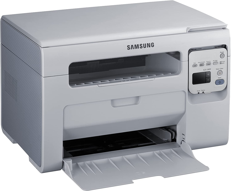Samsung SCX-3400 - Impresora multifunción láser (B/N, A4, 20 ...