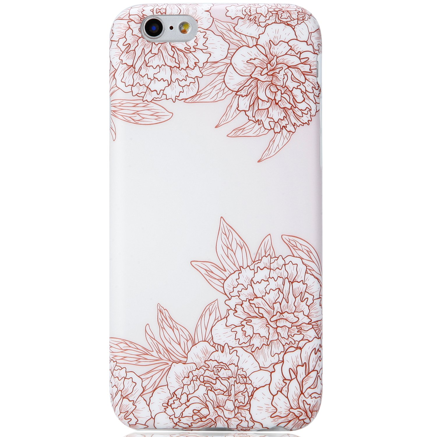 Amazon.com: VIVIBIN Funda para iPhone 6, funda para iPhone ...