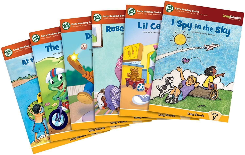 LeapFrog LeapStart, Leapfrog LeapReader Reading and Writing System, Leapfrog LeapReader Learn to Read Volume 2, Leapfrog LeapReader Books, Leapfrog Pen, Reading Kit, Learning Kit by LeapFrog LeapStart (Image #4)