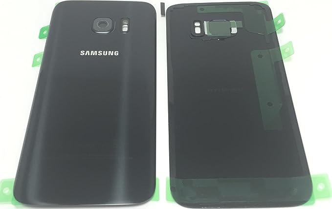 Itstek Tapa trasera Gorilla® Glass para Samsung Galaxy S7 G930, con adhesivo, pieza de repuesto (no compatible con Galaxy S7 Edge G935), proveedor de Reino Unido: Amazon.es: Electrónica