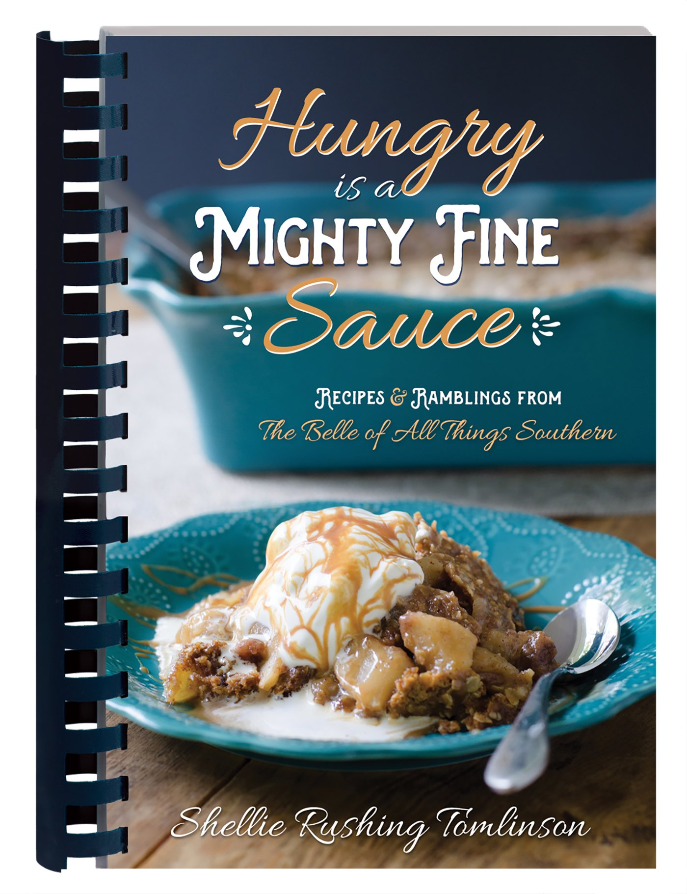 Hungry Mighty Fine Sauce Cookbook product image