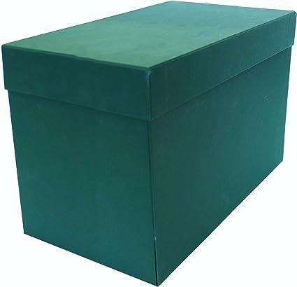 Elba 100580265 - Caja de transferencia de cartón forrado con tela ...