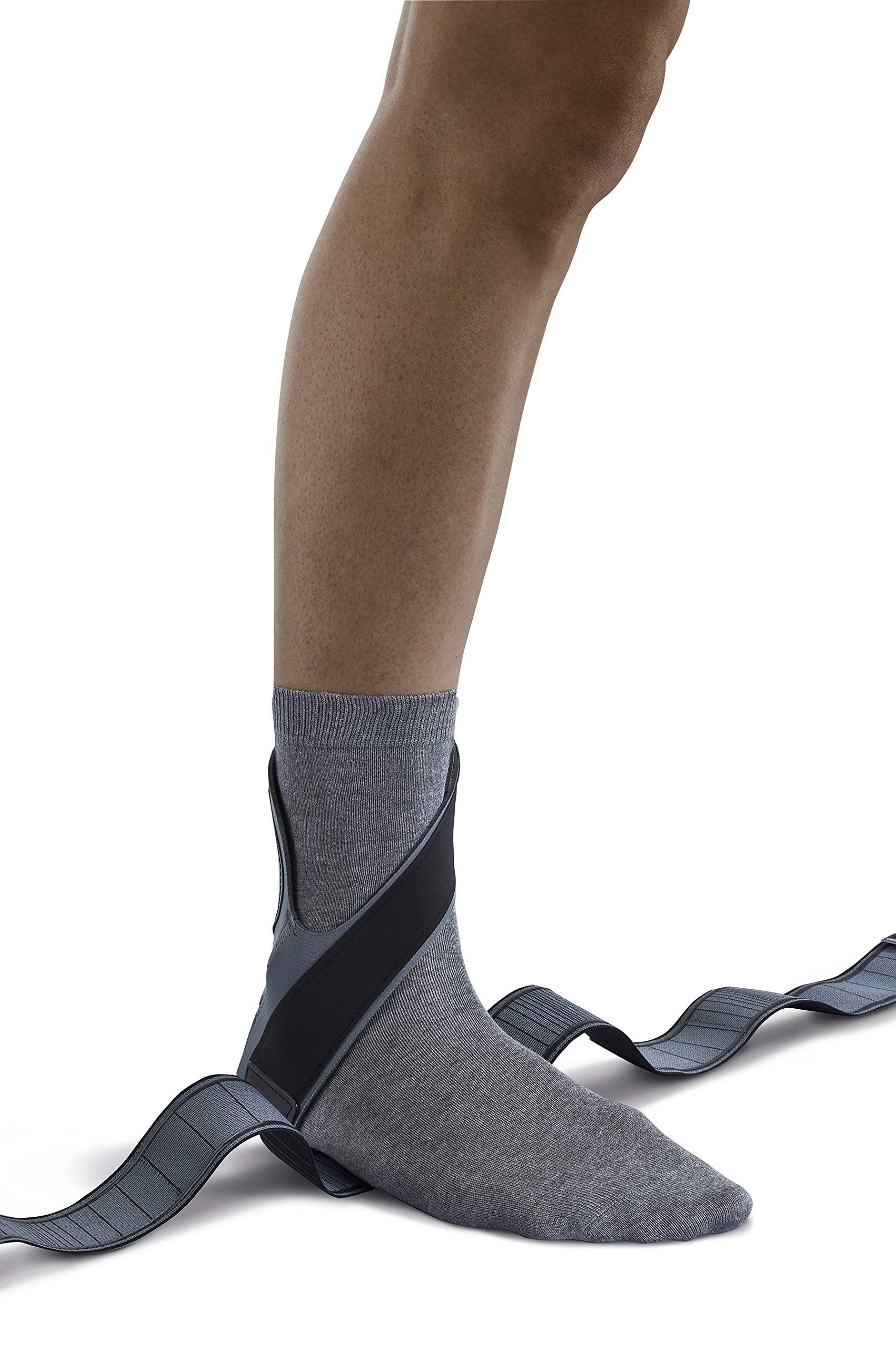 Push Ortho Ankle Brace Aequi – Low Profile Substitute for a Walking Boot (Left Size 3) by Push Braces (Image #3)
