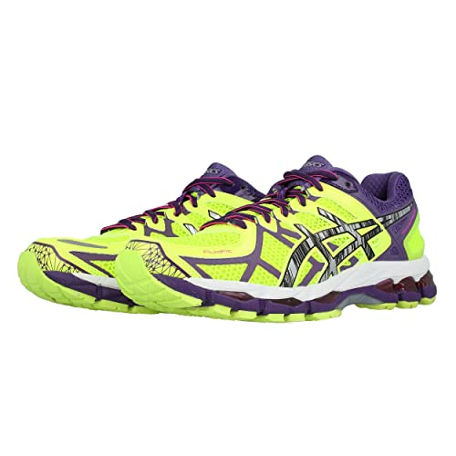 3c75e6a361ae ASICS Gel-Kayano 21 Lite Show Women s Running Shoes Yellow  Amazon ...