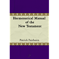 Hermeneutical Manual of the New Testament (English Edition)