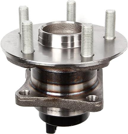 cciyu 512403 Wheel Hub and Bearing Assembly Replacement for fit Ponitac Vibe Toyota Corolla Matrix Rear Wheel Hubs 1