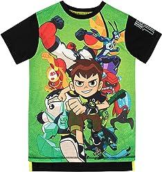 Ben 10 Boys T Shirt