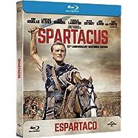 Espartaco (1960) - Edición Metálica Limitada [Blu-ray]