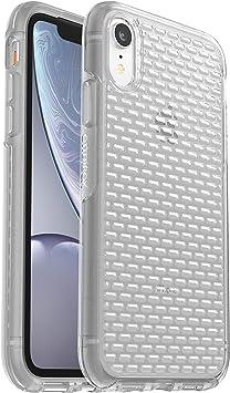 Otterbox Pack Clear Case, Funda Anti caídas Fina y Transparente + Protector de Pantalla Cristal Templado Alpha Glass para iPhone XR: Amazon.es: Electrónica
