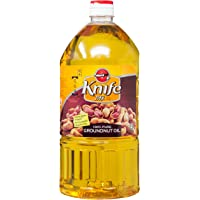 Knife 100% Pure Groundnut Oil, 2L