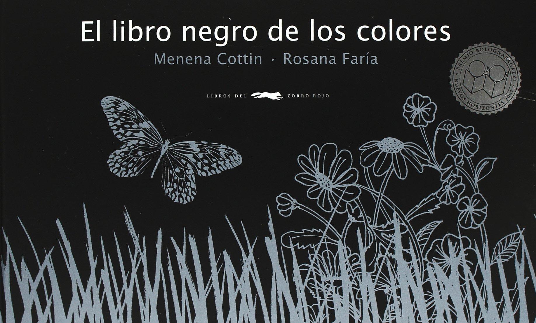 Resultado de imaxes para el libro negro de los colores
