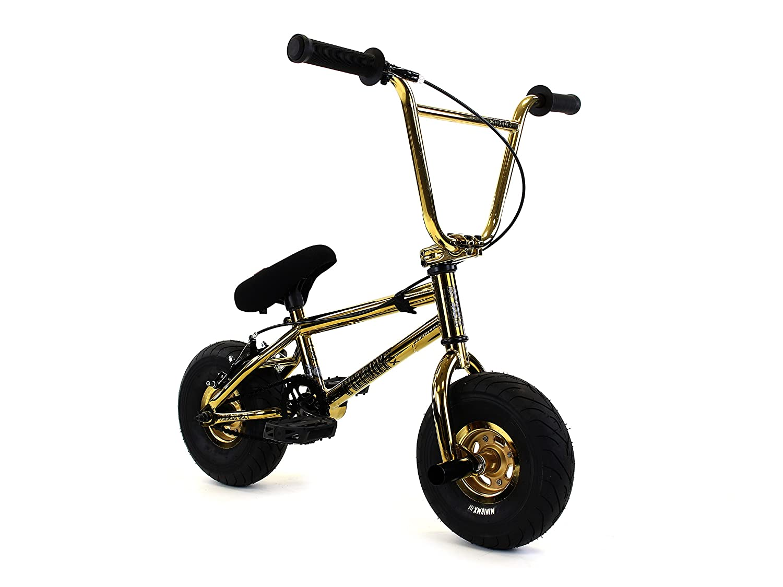 FatBoy ミニBMX 2018スタントバイク  Thunderbolt-Gold B07CT13FBN