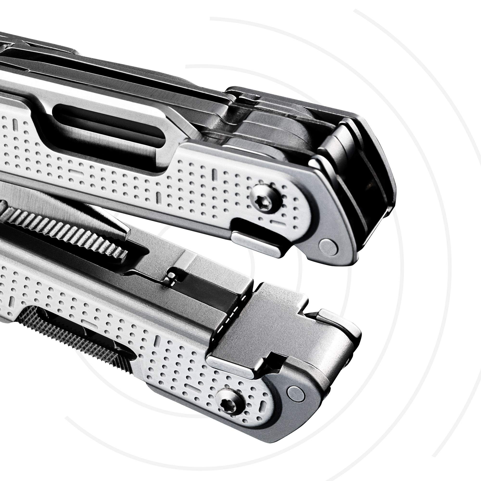 LEATHERMAN - FREE P4 Multitool with Magnetic Locking, One Hand Accessible Tools and Premium Nylon Sheath by LEATHERMAN (Image #7)