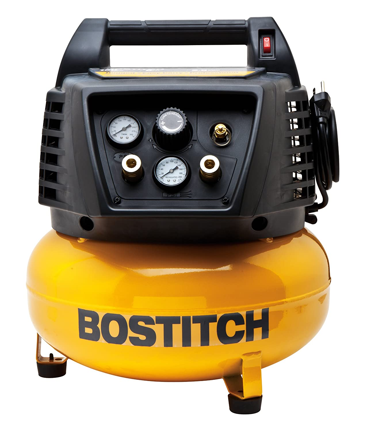 Bostitch 6 Gallon Air Compressor reviews