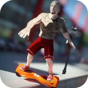 Hoverboard City Racing 2016