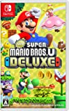 New Super Mario Bros. U Deluxe NINTENDO SWITCH REGION FREE JAPANESE VERSION