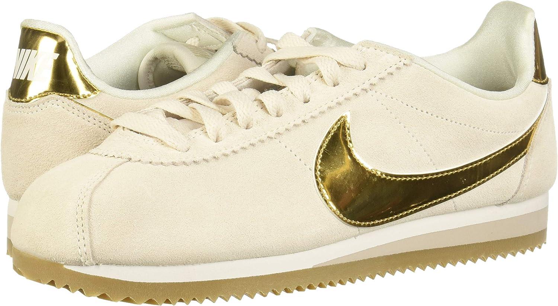 Nike WMNS Classic Cortez Se, Chaussures de Gymnastique Femme
