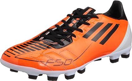 adidas F10 TRX HG Chaussures de Football pour Homme, Orange