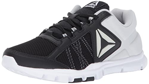 Reebok Women s Yourflex Trainette 9.0 MT Cross-Trainer Shoe  Reebok ... cef1eca4b