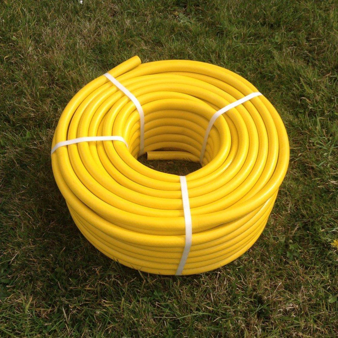 HydroSure Braided Garden Hose Pipe 100m 13mm