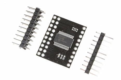 Amazon com: NOYITO MCP23017 Serial Interface Module IIC I2C
