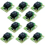ElectroBot 5V Single Channel Relay Module for Arduino,AVR,PIC,ARM7,8051,Raspberry pi with Indicator Light (10)