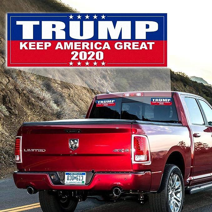Concierge Motors Trump Pence 2020 Bumper Sticker Decal Car TruckMade in The USA