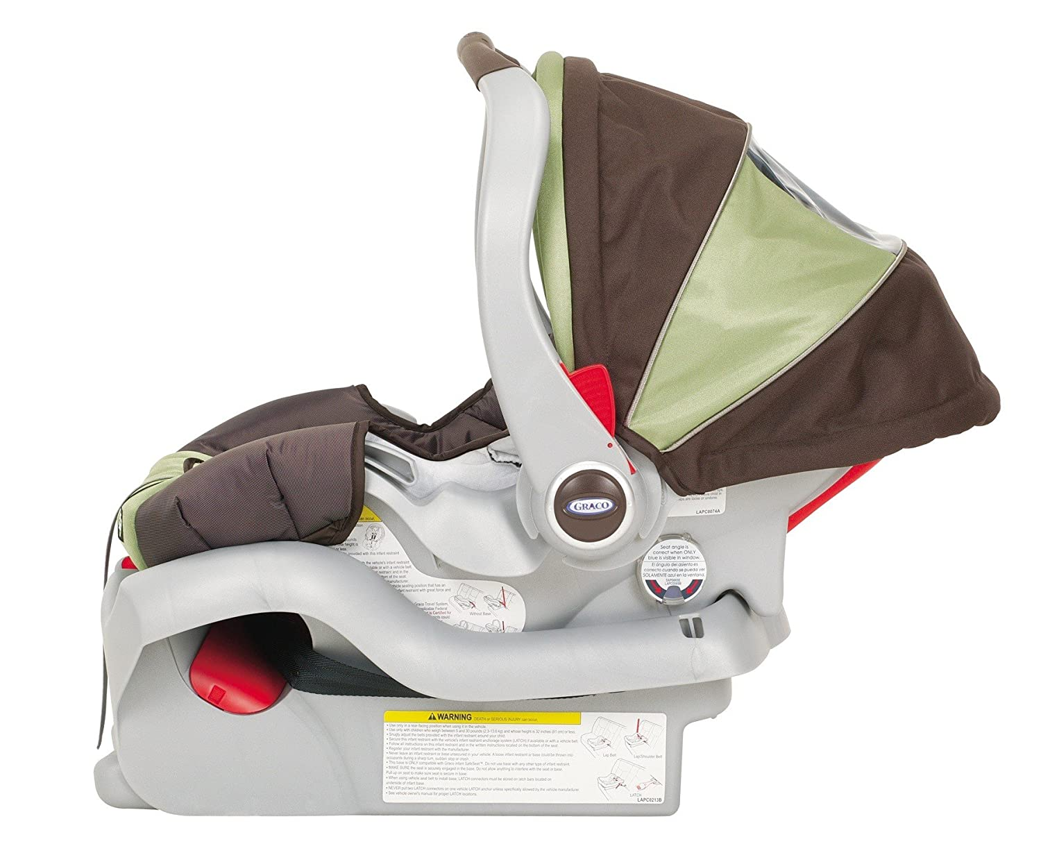 Amazon.com : Graco Safe Seat Infant Car Seat, Soho (Discontinued by