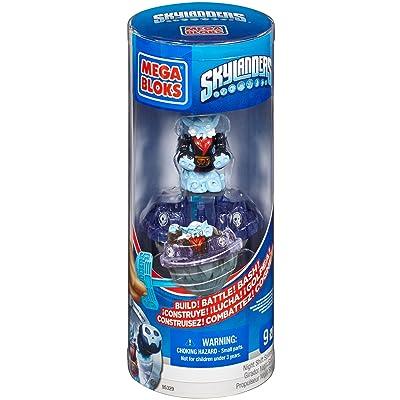 Mega Bloks Skylanders Undead Night Shift Spinner Set: Toys & Games