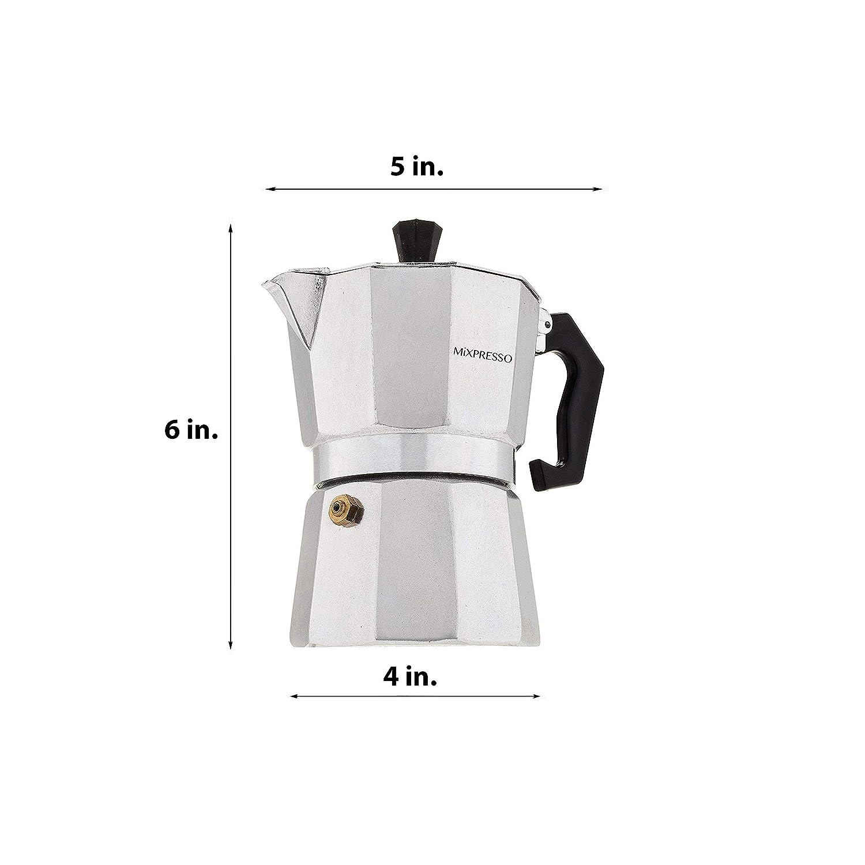 Amazon.com: Moka Pot – Estufa cafetera de espresso – por ...