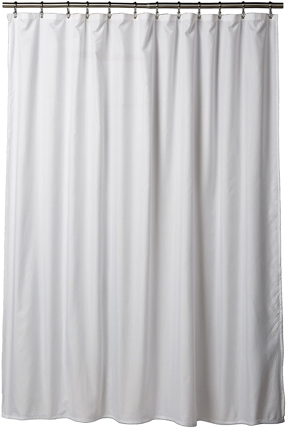 Amazon Splash Home Ella Shower Curtain Liner White Kitchen