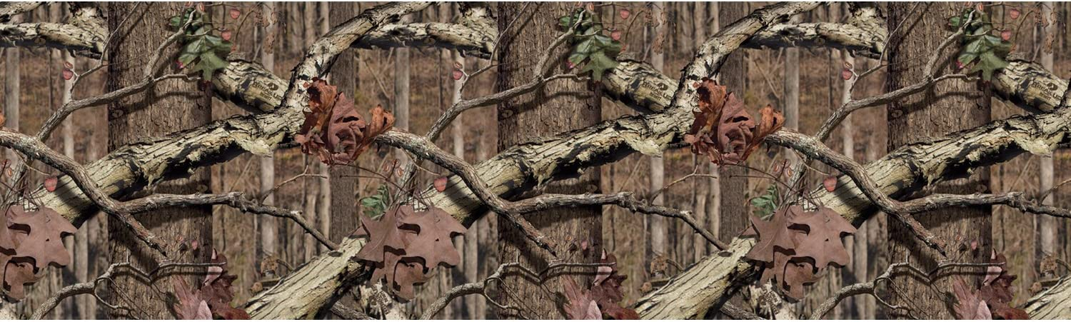Mossy Oak Graphics 11007-DB-WM 58 x 18 Medium Duck Blind Window Graphic for Compact Truck