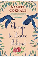 Things to Leave Behind Kindle Edition