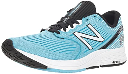 the best attitude ac74b c39a3 New Balance W 890 WB6 White Black Blue Size  3 UK D