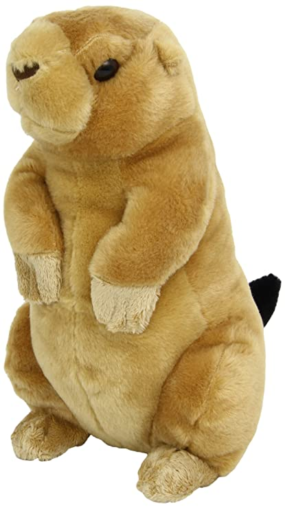 Wild Republic Prairie Dog Plush, Stuffed Animal, Plush Toy, Gifts for Kids,
