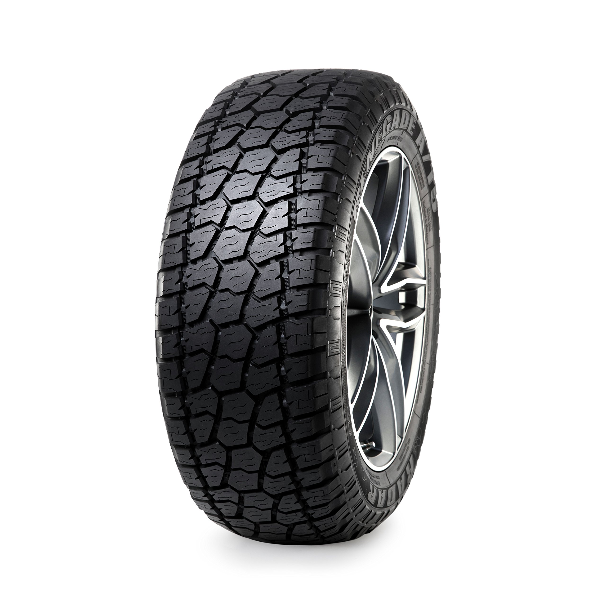 Radar Renegade A/T5 All-Terrain Radial Tire - 265/50R20 112V by Radar (Image #3)