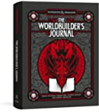 The Worldbuilder's Journal of Legendary Adventures (Dungeons & Dragons): 365 Questions to Help You Create Mythical…