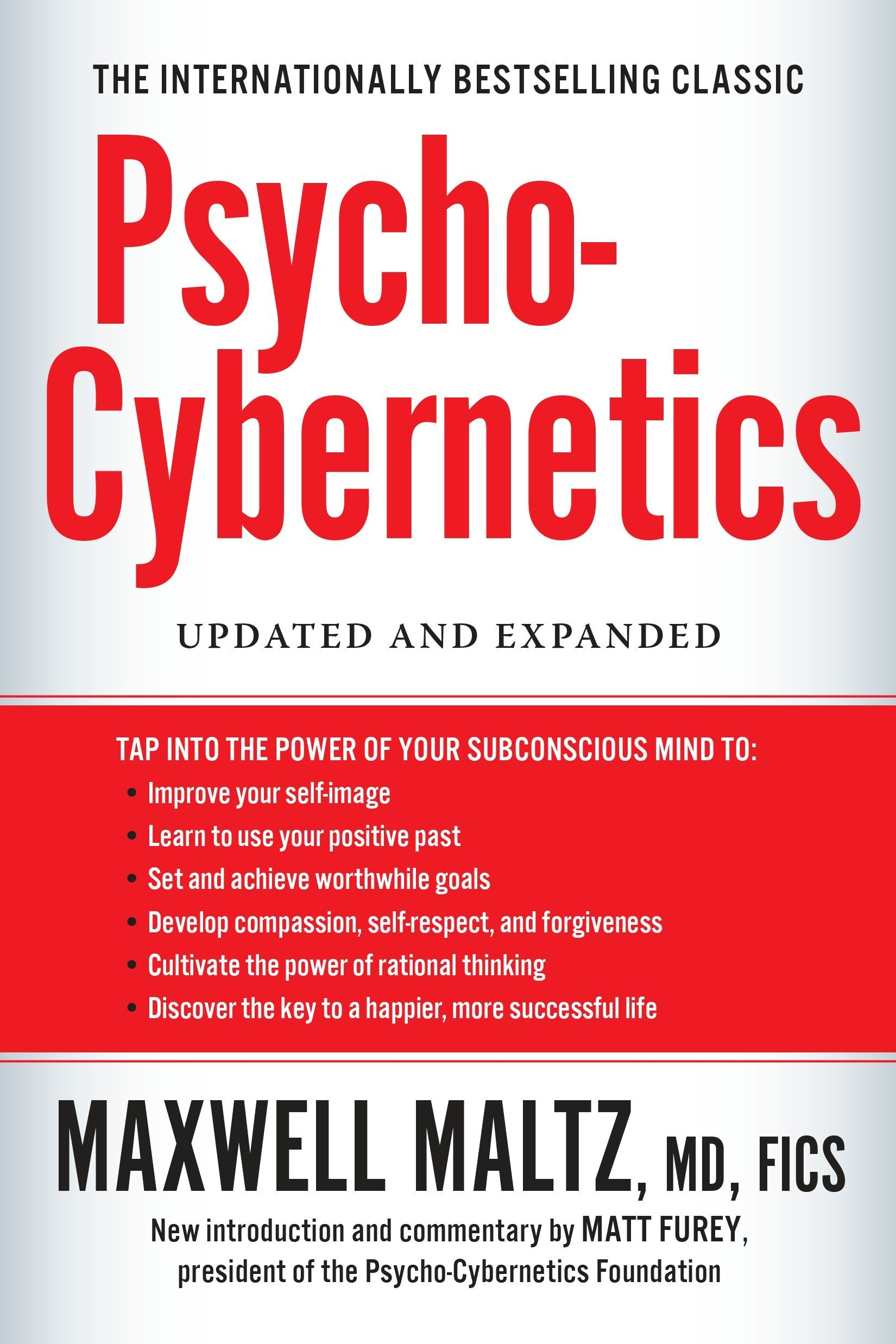 Psycho-Cybernetics: Updated and Expanded by Maltz Maxwell